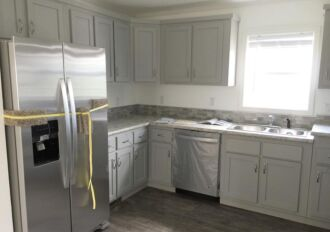 Kitchen & Stainless Steel Appliances