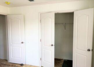 Master Bedroom & Large-Walk-In Closet