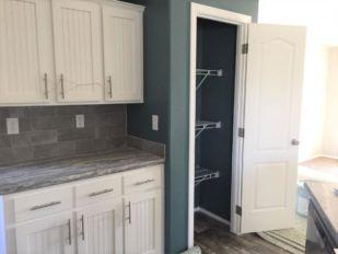 Kitchen full closet Pantry