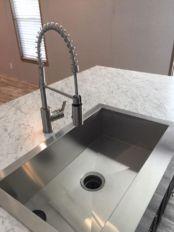 Kitchen Island Farm Sink