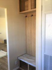 Utility Room Coat Locker